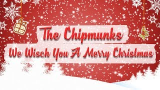 The Chipmunks  - We Wish You A Merry Christmas (1963)  // Christmas Essentials