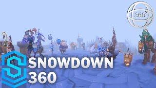 Snowdown - 360 Video VR Experience