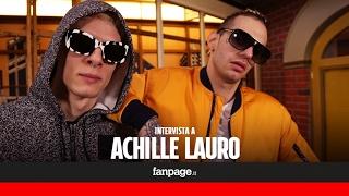 """I """"Ragazzi Madre"""" Di Achille Lauro: """"Cerco Di Dare Un Po' Di Originalità Al Canone Rap"""""""