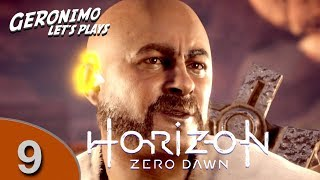 HORIZON ZERO DAWN E9 - Corruptors and Cultists - Let's Play Walkthrough PS4