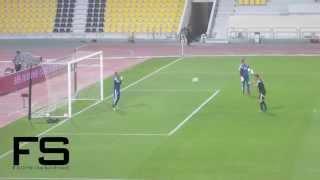 Ajax Amsterdam Training Camp Doha 2015 - Goalkeeper Warm-Up