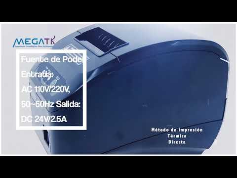 3NSTAR - Impresora RTP005