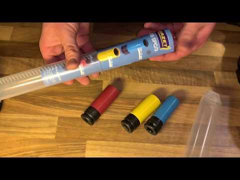 HAZET Steckschlüssel-Satz mit Kunststoffhülse für den Auto Reifenwechsel unboxing und Anleitung