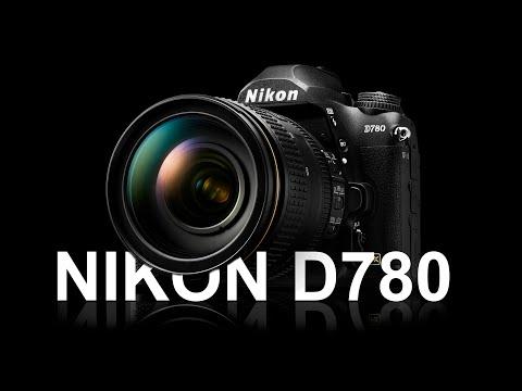 External Review Video YgtA9dyG5tM for Nikon D780 Full-Frame DSLR Camera