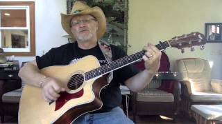 1634 -  Ships That Don't Come In -  Joe Diffie cover with guitar chords and lyrics