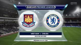 Watch West Ham vs Chelsea live stream free - Ronaldo7.net