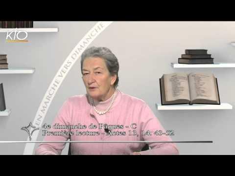 4e dimanche de Pâques C - 1re lecture