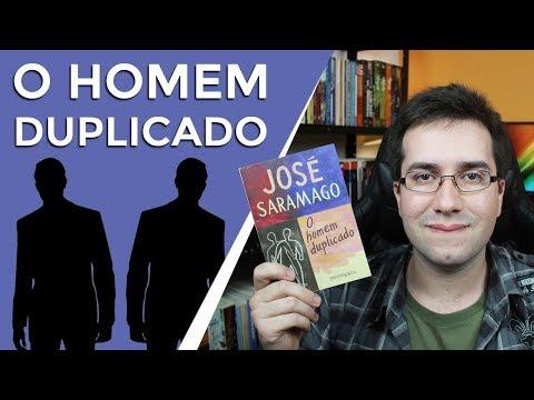 O Homem Duplicado, de José Saramago - Resenha