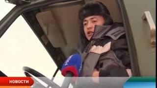 Автозимник Нарьян-Мар — Усинск открыт для движения