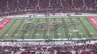 Halftime: 50 Years of the Cinema - Ohio State vs. Penn State (Oct. 28, 2017)