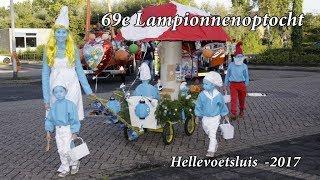 69e Lampionnenoptocht in Hellevoetsluis