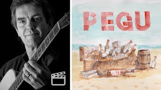 A wonderful song about the whisky from the Pegu shipwreck on Formby beach has been released
