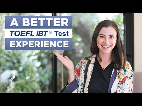I took the TOEFL iBT® test from home – and other updates you need to know about