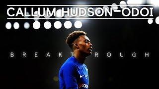 """He Will Be Joining Us"" | Callum Hudson-Odoi On First-Team Breakthrough"