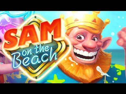 Sam on the Beach från ELK Studios