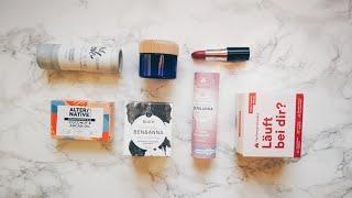 Zero Waste Kosmetik Haul | Low waste