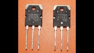 Audio Amplifier Circuit Diagram Using Transistor Pdf 免费在线视频