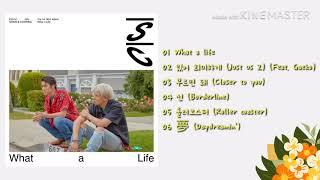 [Mini Album]EXO-SC The first mini album 'What a Life'