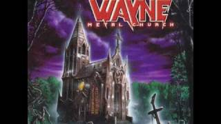 Wayne-Burning At The Stake