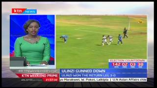 Ulinzi Fc have been knocked out of the CAF confederations cup by Egyptian side Smouha SC