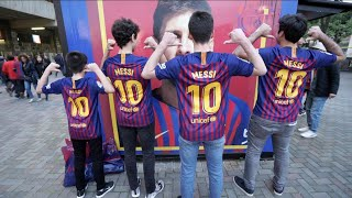 FANS REACT TO: Barça 3-0 Manchester United
