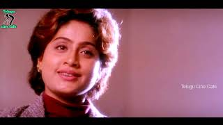 LADY BOSS | FULL MOVIE | VIJAYSHANTI | VINOD KUMAR | CHARAN RAJ | TELUGU CINE CAFE