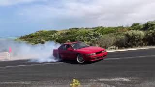 Shockworks Bayside drift Matsuri 2018