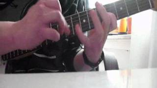 Annihilator - Speed   Cover (with solos)