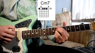 Gus Dapperton   My Favorite Fish Guitar Lesson