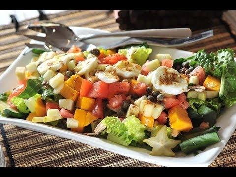 Ensalada Colombiana - Recetas de ensaladas - Recetas de cocina