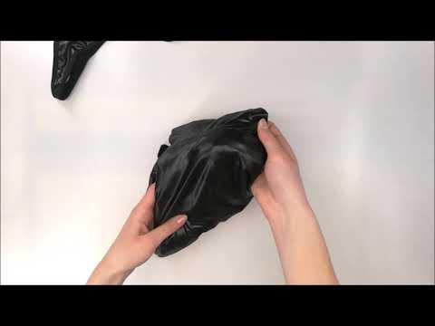 Elegantní košilka Leatheria chemise - Obsessive