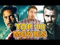 TOP 10 BEST MOVIES OF THE DECADE 2010