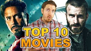 TOP 10 BEST MOVIES OF THE DECADE (2010   2019)