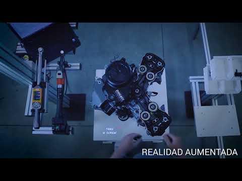 Realidad Virtual y Realidad Aumentada en Industria
