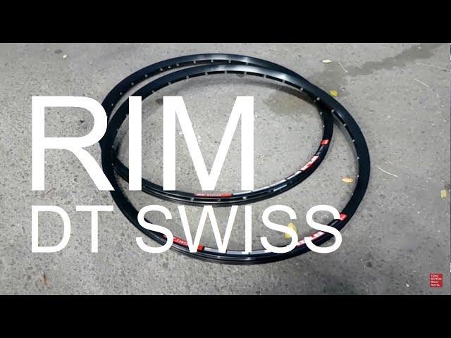 Видео Обод DT Swiss 533D 26x22 DB P SE 32 BL 02P STD VI