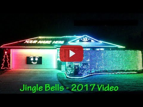 BradsXmasLights - Jingle Bells