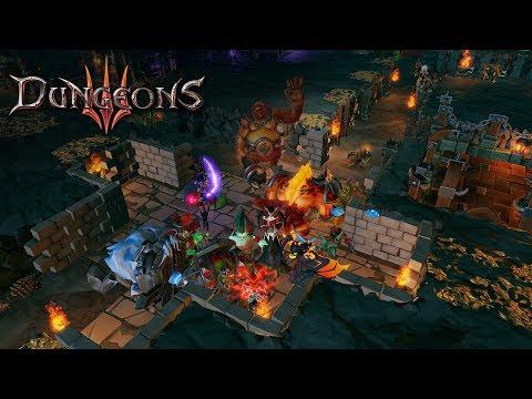 Go Underground With Dungeons 3