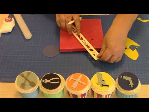 How to use the FMM Sugarcraft DIY and Gardening Cutter set