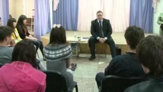 Откровенный разговор  Встреча молодежи с директором СУМЗа