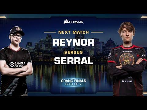 Reynor vs Serral ZvZ - Finals - WCS Fall 2019 - StarCraft II