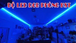 ĐỘ LED RGB cho căn phòng KST
