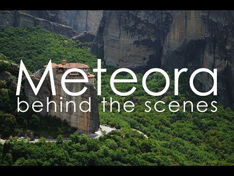 Meteora | short documentary BTS