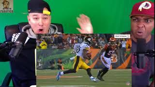 Steelers vs Bengals | Reaction | NFL Week 13 Game Highlights