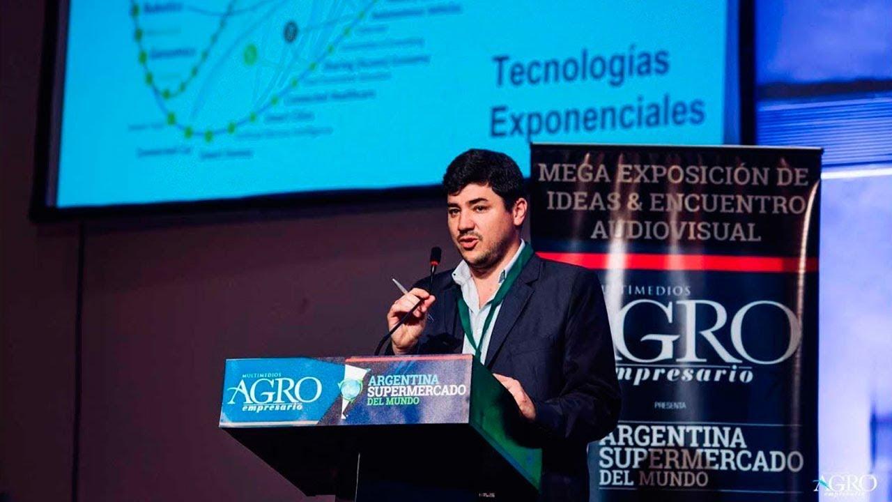 Andrés Larre - Subsecretario de Innovación y Ciudad Inteligente de C.A.B.A