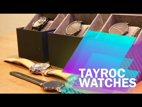 Tayroc Watch Haul! Unboxing, Comparison and Review