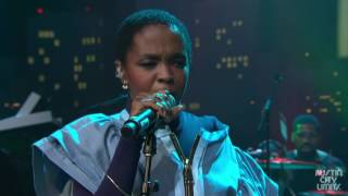 "Ms. Lauryn Hill ""Jammin/Master Blaster""   Austin City Limits Web Exclusive"