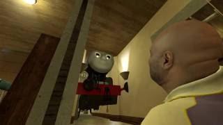 Family Drama Episode 6: Thomas The Hostile Engine (Parody) (Gmod Machinima)