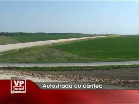 Autostrada cu cantec