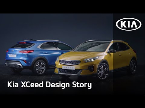 Design Story All-New Kia XCeed