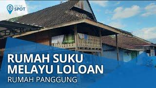 Wiki On The Spot - Rumah Panggung Suku Melayu Loloan, Rumah Suku Melayu di Bali